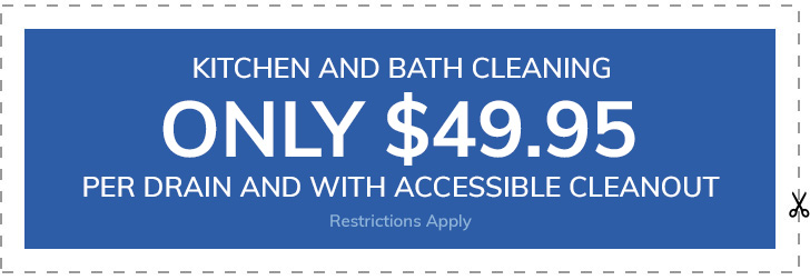 kitchen and bath cleaning coupon