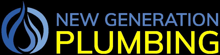 new generation plumbing logo