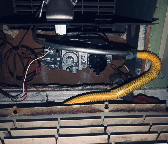 [FPER_4992]  Gravity Furnace Replacement Los Angeles, CA | New Generation Plumbing | Gravity Furnace Wiring |  | New Generation Plumbing